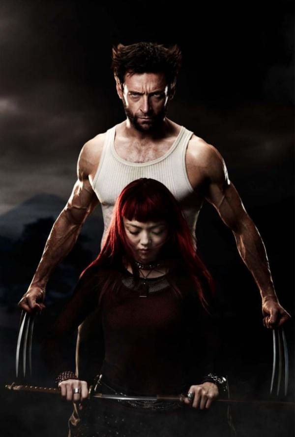 The Wolverine (2013) zdroj: comixzone.cz