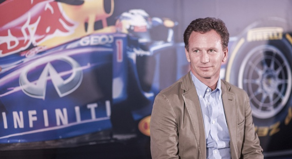 Christian Horner - šéf týmu Red Bull Foto: UK in Japan- FCO (flickr.com)