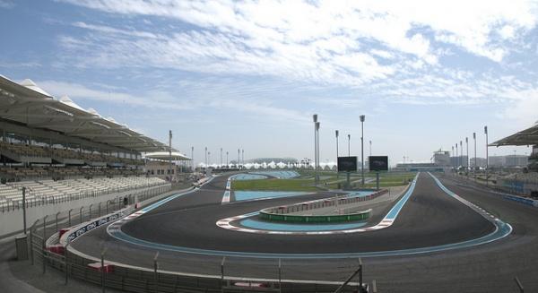 Yas Marina Circuit - okruh v Abú Zabí Foto: Rob Alter (flickr.com)