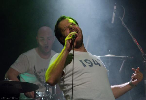 Xindl X v Brně vystupoval v rámci jarního turné.