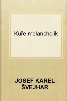 kniha-kure-melancholik